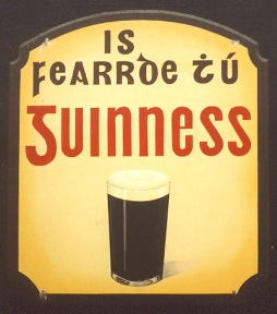Healthy Guinness